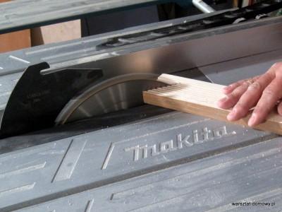 IMG 0503 400x300 Docisk do piły   przydatne narzędzie do samodzielnego wykonania