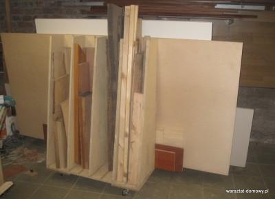 IMG 1131 400x289 Podręczny stojak na drewno