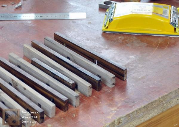 DSC 0095 600x427 Składana podstawka na świąteczny stół   pomysł na prezent