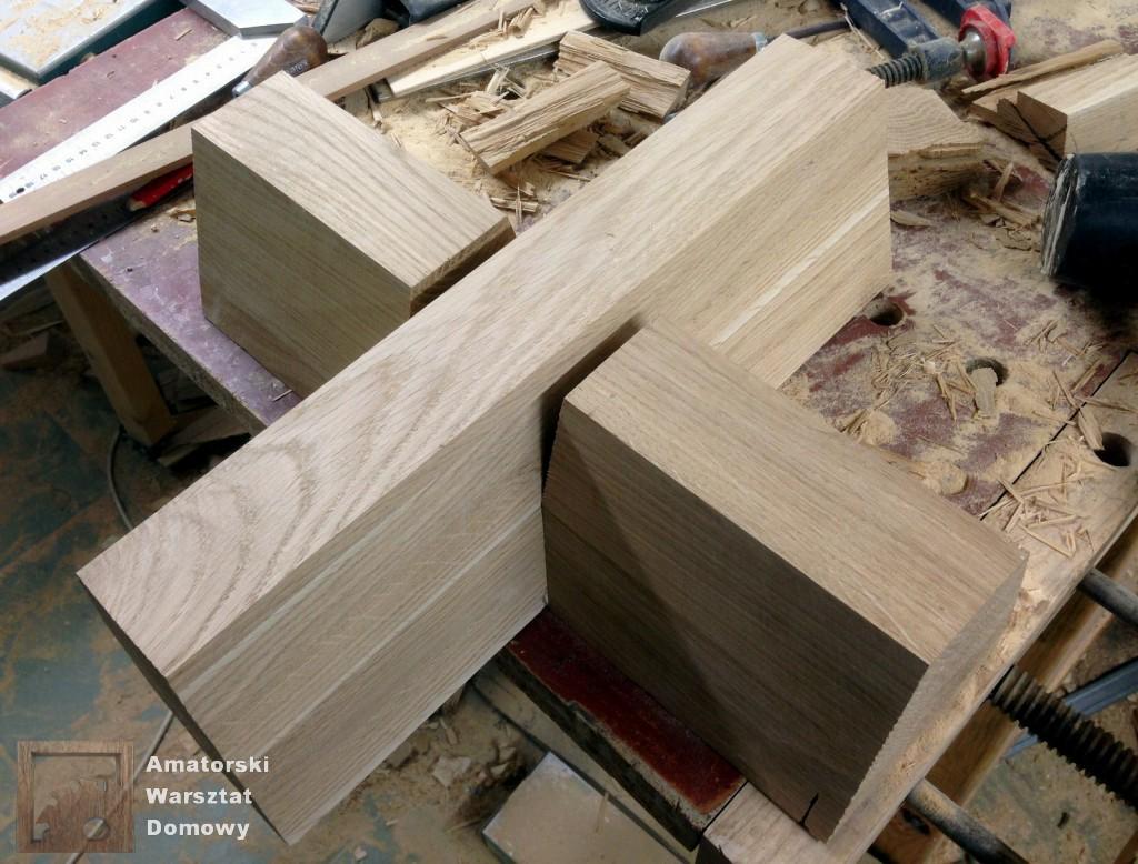 IMG 5582 1024x778 Dębowy stołek według projektu pani Joanny